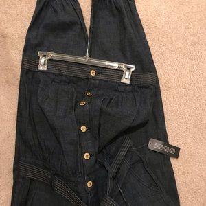 Denim - Brand New Jean Jumpsuit